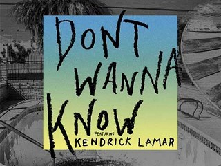 Maroon 5 - Don´t Wanna Know