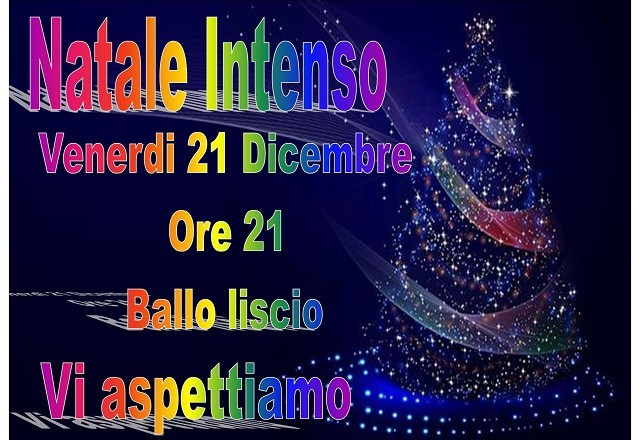 Natale Intenso 2018
